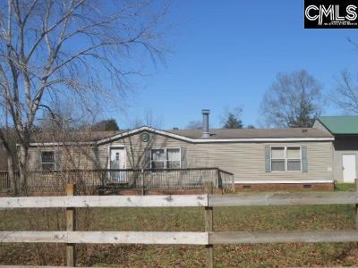 Leesville Single Family Home For Sale: 128 Nathaniel Oxner