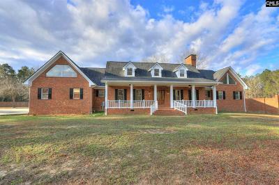 Kershaw County Single Family Home For Sale: 2479 Ridgeway