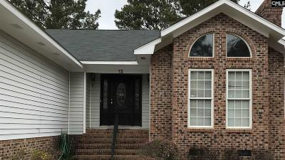 Kershaw County Single Family Home For Sale: 12 Healthy Pine