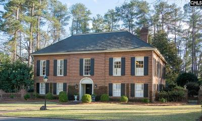 Blythewood, Ridgeway, Winnsboro, Columbia, Elgin, Ballentine, Eastover, Forest Acres, Gadsden, Hopkins Single Family Home For Sale: 3912 Kenilworth