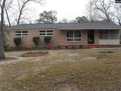 Columbia Single Family Home For Sale: 1814 Bradley Drive