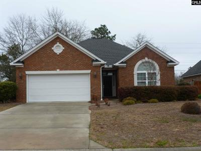 Lexington County Single Family Home For Sale: 206 Pisgah Flats