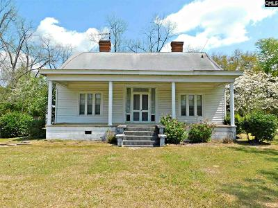 Leesville SC Single Family Home For Sale: $80,500