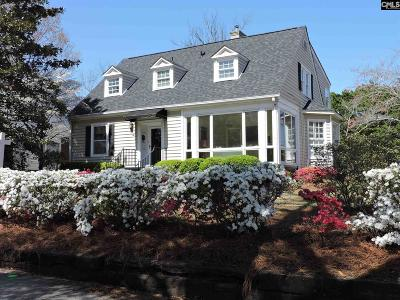 Columbia SC Single Family Home For Sale: $475,500
