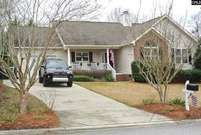 Single Family Home For Sale: 107 North Trace Ct