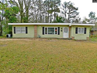 Batesburg Single Family Home For Sale: 624 Aldridge