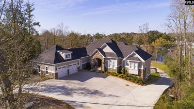 Lexington County, Newberry County, Richland County, Saluda County Single Family Home For Sale: 144 Harrison Hill