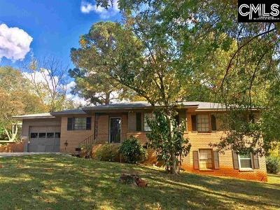 Columbia SC Single Family Home For Sale: $127,000