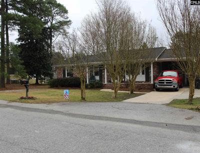 Lexington County Single Family Home For Sale: 1206 Brookwood