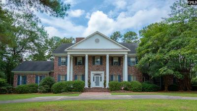 Columbia SC Single Family Home For Sale: $1,095,000