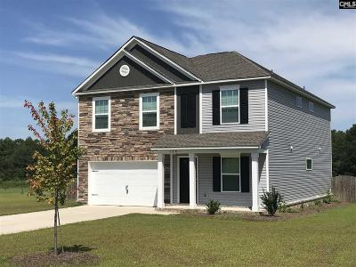 Leesville Single Family Home For Sale: 138 Switch Grass