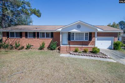 Columbia SC Single Family Home For Sale: $114,900