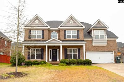 Lexington Single Family Home For Sale: 313 Pisgah Flats