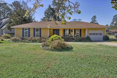 Irmo Single Family Home For Sale: 161 Rock Hampton Road