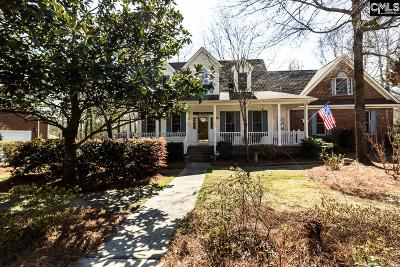 Blythewood Single Family Home For Sale: 114 Winding Wood Circle