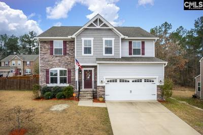 Blythewood Single Family Home For Sale: 671 Stonebury