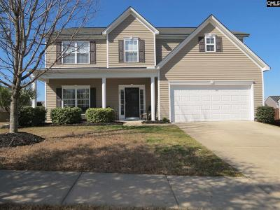 Persimmon Grove Single Family Home For Sale: 161 Spring Frost