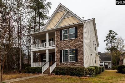 Blythewood Single Family Home For Sale: 7 Alumni Lane