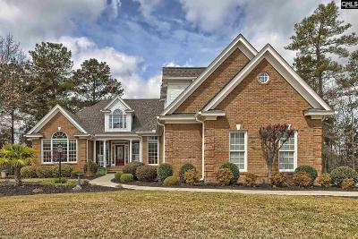 Crickentree Single Family Home For Sale: 227 Brookwood Forest