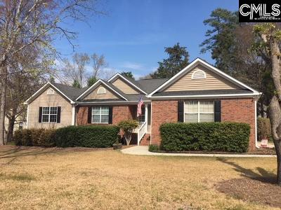 Irmo Single Family Home For Sale: 10 Glenhawk