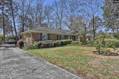 Cayce Single Family Home For Sale: 106 Hickory