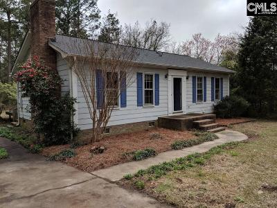 West Columbia Single Family Home For Sale: 165 Idlewood