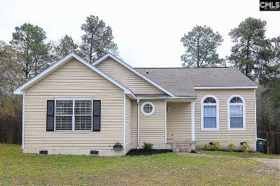 West Columbia Single Family Home For Sale: 208 Cherry Gove