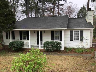 West Columbia Single Family Home For Sale: 105 Cherrywood