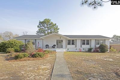 West Columbia Single Family Home For Sale: 2792 Emanuel Church