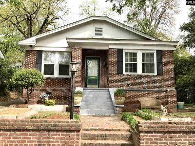 Columbia SC Single Family Home For Sale: $305,000