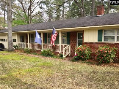 West Columbia Single Family Home For Sale: 912 Ontario
