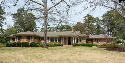 Columbia SC Single Family Home For Sale: $975,000