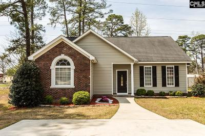 West Columbia Single Family Home For Sale: 1015 Wisteria