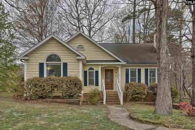 Lexington Single Family Home For Sale: 201 Saddlebrooke