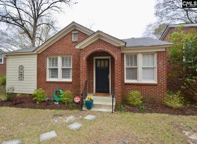 Columbia Single Family Home For Sale: 3403 Lyles
