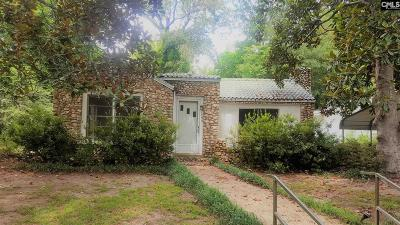 Camden Single Family Home For Sale: 1200 Hermitage