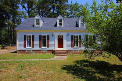 Columbia SC Single Family Home For Sale: $145,750