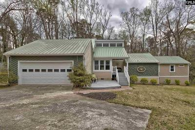 West Columbia Single Family Home For Sale: 2232 Quail Hollow
