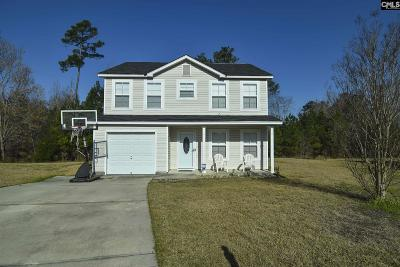 Columbia SC Single Family Home For Sale: $138,000