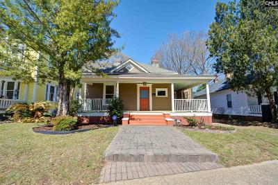 Columbia SC Single Family Home For Sale: $200,000