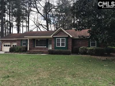 Columbia SC Single Family Home For Sale: $157,700