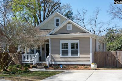 Columbia Single Family Home For Sale: 509 S Waccamaw