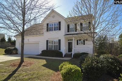 Irmo Single Family Home For Sale: 19 White Clover