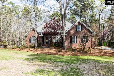 Irmo Single Family Home For Sale: 9 Pine Creek