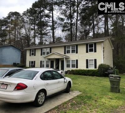 Columbia SC Multi Family Home For Sale: $150,000