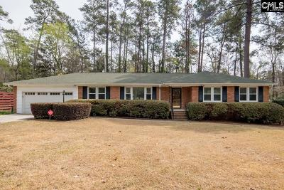 Columbia SC Single Family Home For Sale: $234,900