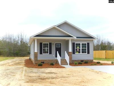 Batesburg Single Family Home For Sale: 326 Timmerman