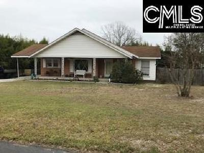 West Columbia Single Family Home For Sale: 115 S Cove