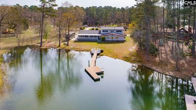 Lexington County, Richland County Single Family Home For Sale: 204 Dutchman Shores