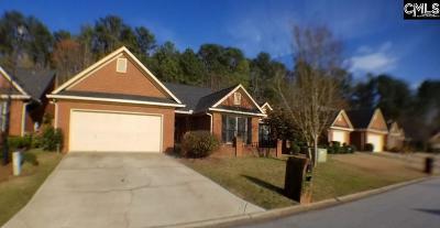 Irmo Single Family Home For Sale: 221 Blue Cedar